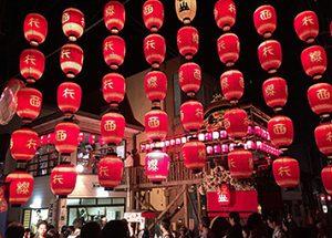 天孫神社と大津祭り