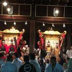 滋賀県大津市日吉大社山王祭