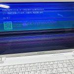 東芝ノートパソコンHDD故障