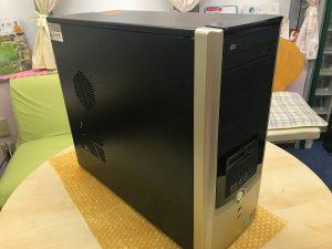 マウスコンピューターSPR-I26KGW7H11D