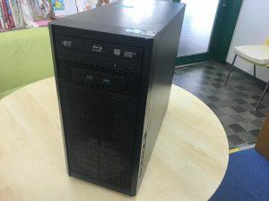自作デスクトップパソコン
