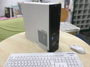 富士通デスクトップパソコンESPRIMO D552/NX
