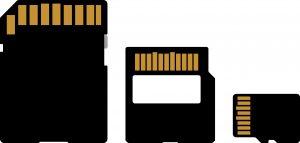 マイクロSDカードのデータ復元