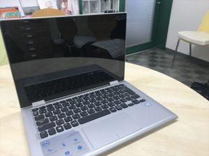 Dellノートパソコン P20T004 Windows10のパソコン