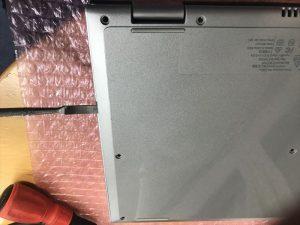 Dellノートパソコン P20T004分解