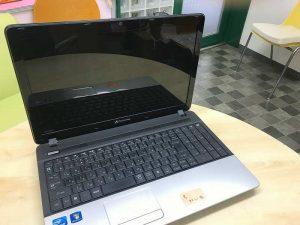 Gatewayノートパソコン