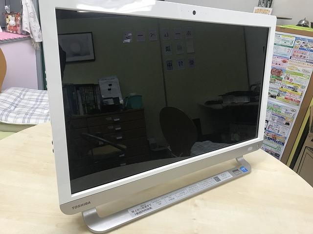 東芝一体型パソコンD51