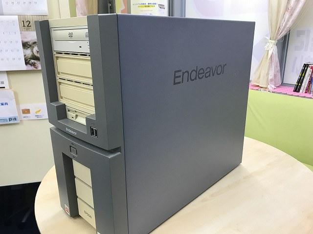 Epsonデスクトップパソコン「Endeavor」
