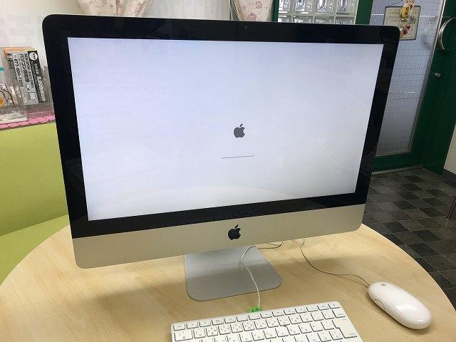 MAC HDD交換