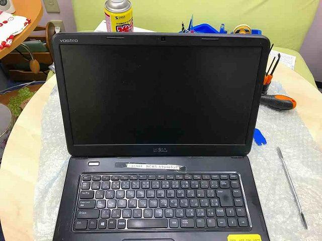 DellノートパソコンVOSTRO2520