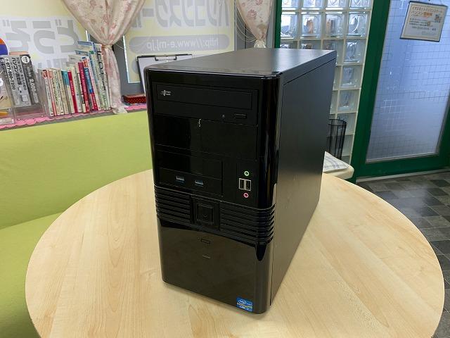 ドスパラ デスクトップパソコンPrime