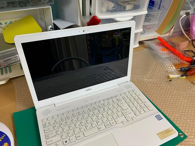 富士通ノートパソコン