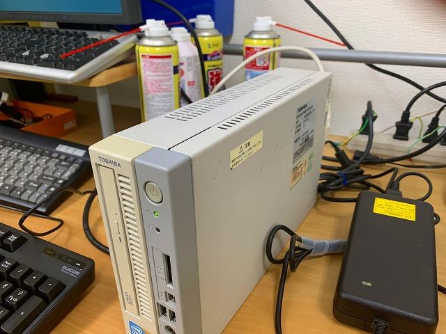 東芝デスクトップパソコン:EQUIUM S6800